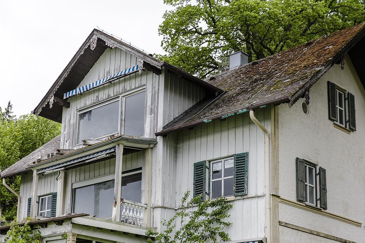 Villa Max: Juristische Anordnung der Instandsetzung