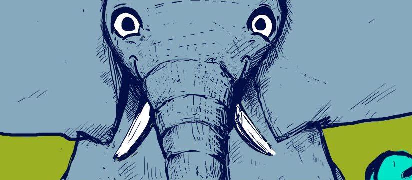 Babar, der kleine Elefant