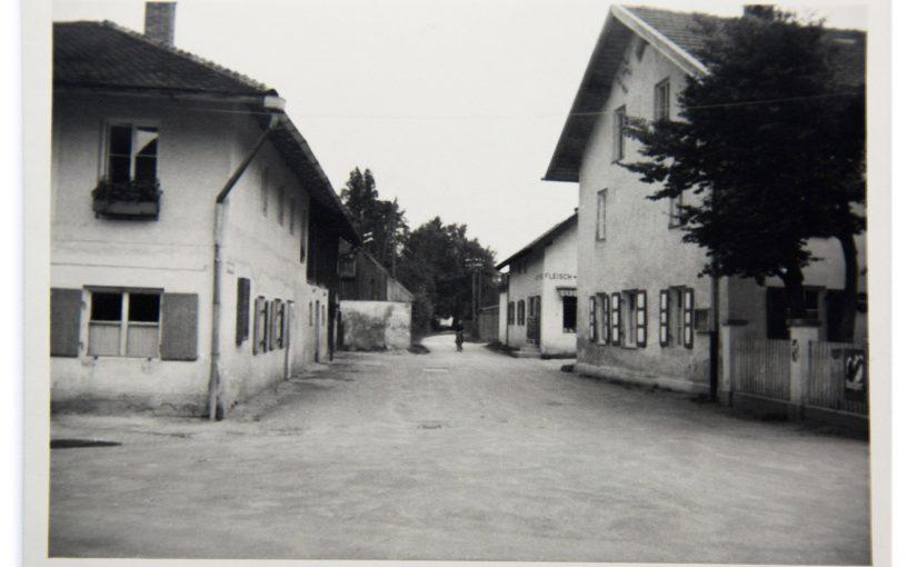 Einladung Ostuferspaziergang Oskar Maria Graf