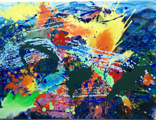 Amrei Sell, Ein Malerleben zwischen Phantasie und Realismus