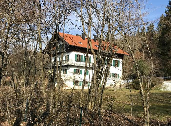 Villa Rambaldi in Allmannshausen
