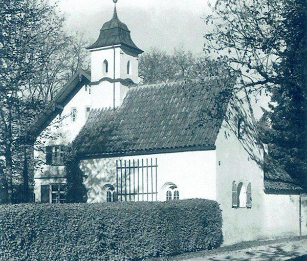 Einladung zum Tag des Offenen Denkmals am 13. September 2020 in die Schlosskapelle Ammerland